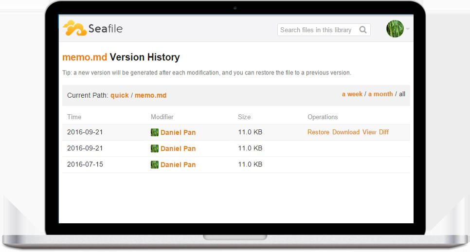 私有云存储 Seafile Pro Server v6.2.9 专业版 for Linux